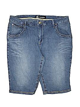Rocawear Denim Shorts Size 22 (Plus)