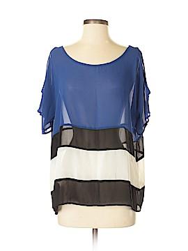 Studio Y Short Sleeve Blouse Size S