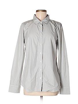 J. Crew Factory Store Long Sleeve Button-Down Shirt Size M