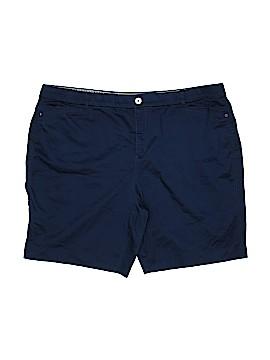 Intro Khaki Shorts Size 22 (Plus)