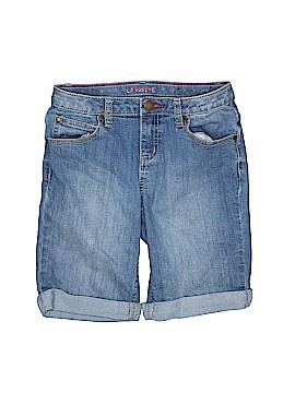 Lands' End Denim Shorts Size 12