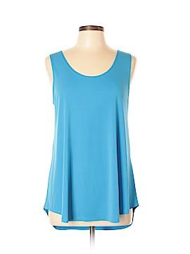 Lbisse Sleeveless Blouse Size XL