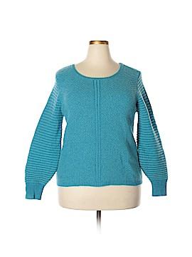 Sundance Wool Pullover Sweater Size XL