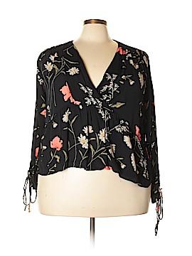 ASOS Long Sleeve Blouse Size 14