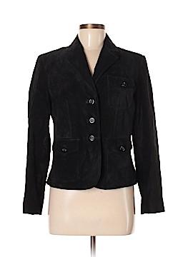 Preston & York Leather Jacket Size 8