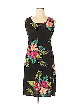Susan Graver Casual Dress Size 1X (Plus)