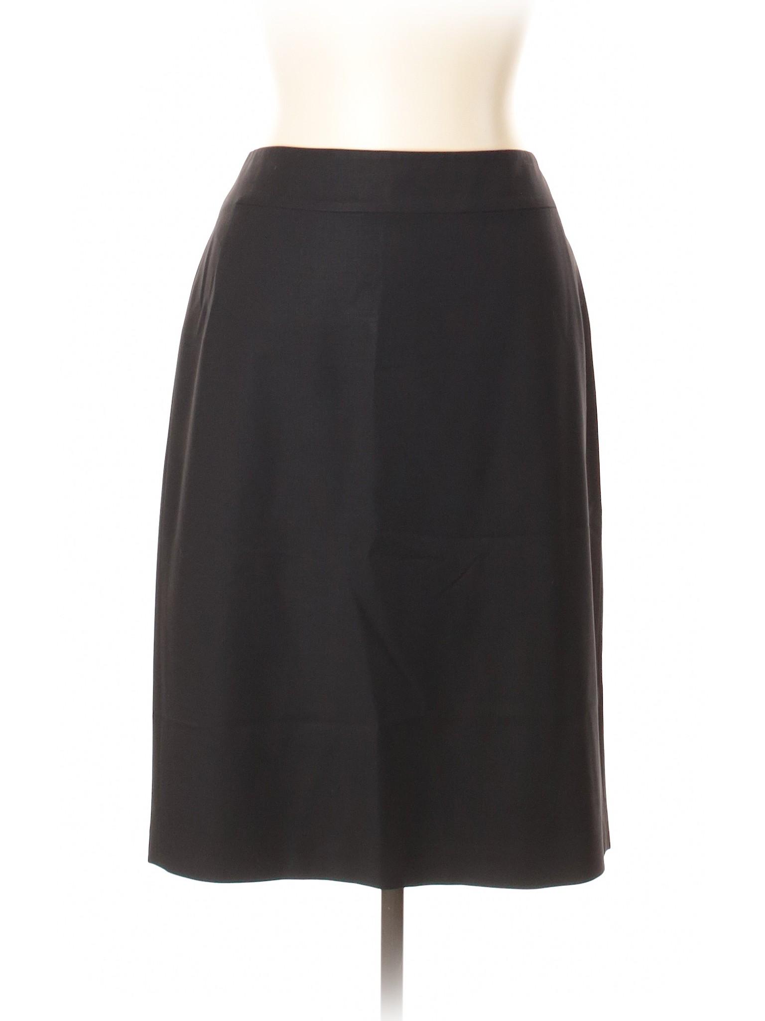 Skirt Ann Taylor LOFT Boutique leisure Wool A07qx4B
