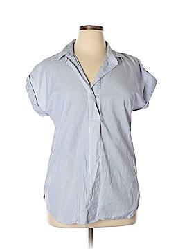 J. Crew Short Sleeve Button-Down Shirt Size 14 (Tall)