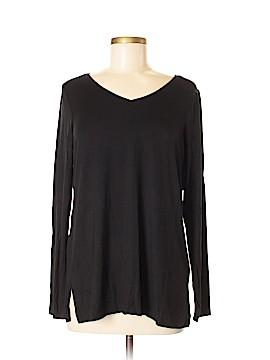 Marla Wynne Long Sleeve Top Size M