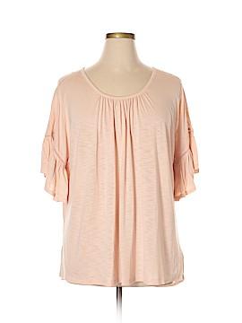 Gap Short Sleeve Top Size XL (Tall)