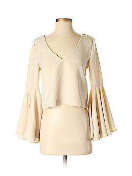 Lulu's Long Sleeve Blouse Size XS