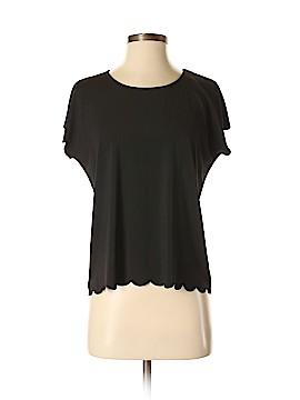 Saks Fifth Avenue Short Sleeve Top Size S (Petite)