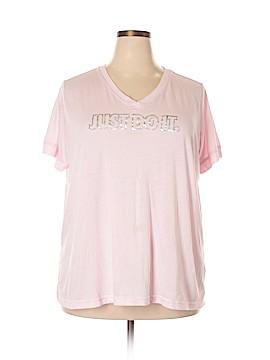 Nike Short Sleeve T-Shirt Size 2X (Plus)