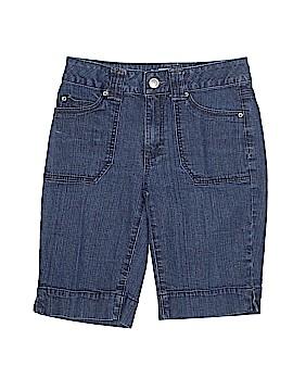 St. John's Bay Denim Shorts Size 4