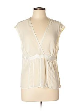 Bandolino Short Sleeve Blouse Size 16