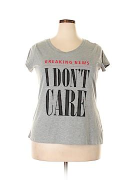 Joe Boxer Short Sleeve T-Shirt Size 1X (Plus)
