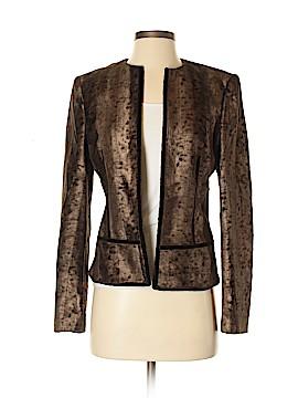 Adrienne Vittadini Faux Fur Jacket Size 4