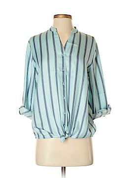 Talbots Long Sleeve Blouse Size S (Petite)