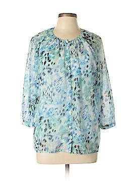 Apt. 9 3/4 Sleeve Blouse Size XL (Petite)