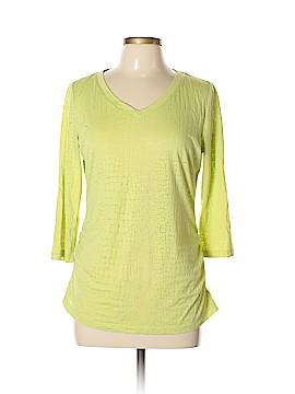 Tribal 3/4 Sleeve T-Shirt Size L