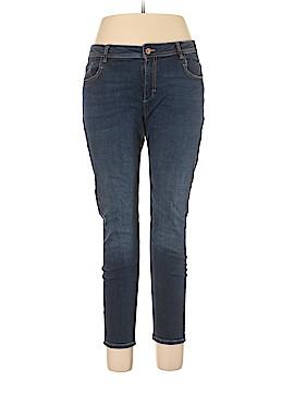 Zara Basic Jeans Size 14