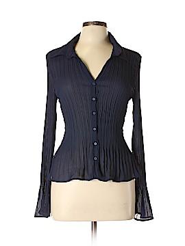 Sunny Leigh Long Sleeve Blouse Size L