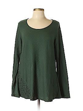 Cut.Loose Long Sleeve T-Shirt Size L