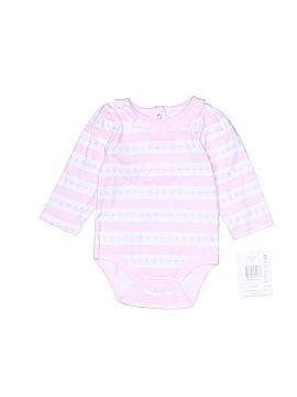 Vitamins Baby Long Sleeve Onesie Size 3 mo