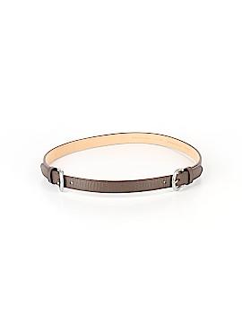Brooks Brothers Leather Belt Size M