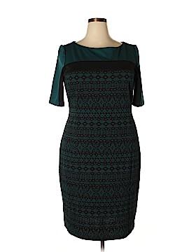 Liz Claiborne Cocktail Dress Size 18 (Plus)