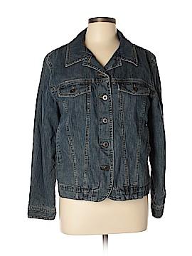 L.L.Bean Denim Jacket Size L