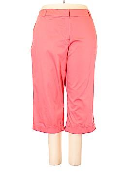 Larry Levine Casual Pants Size 24 (Plus)