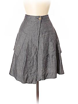 Anthropologie Silk Skirt Size 6
