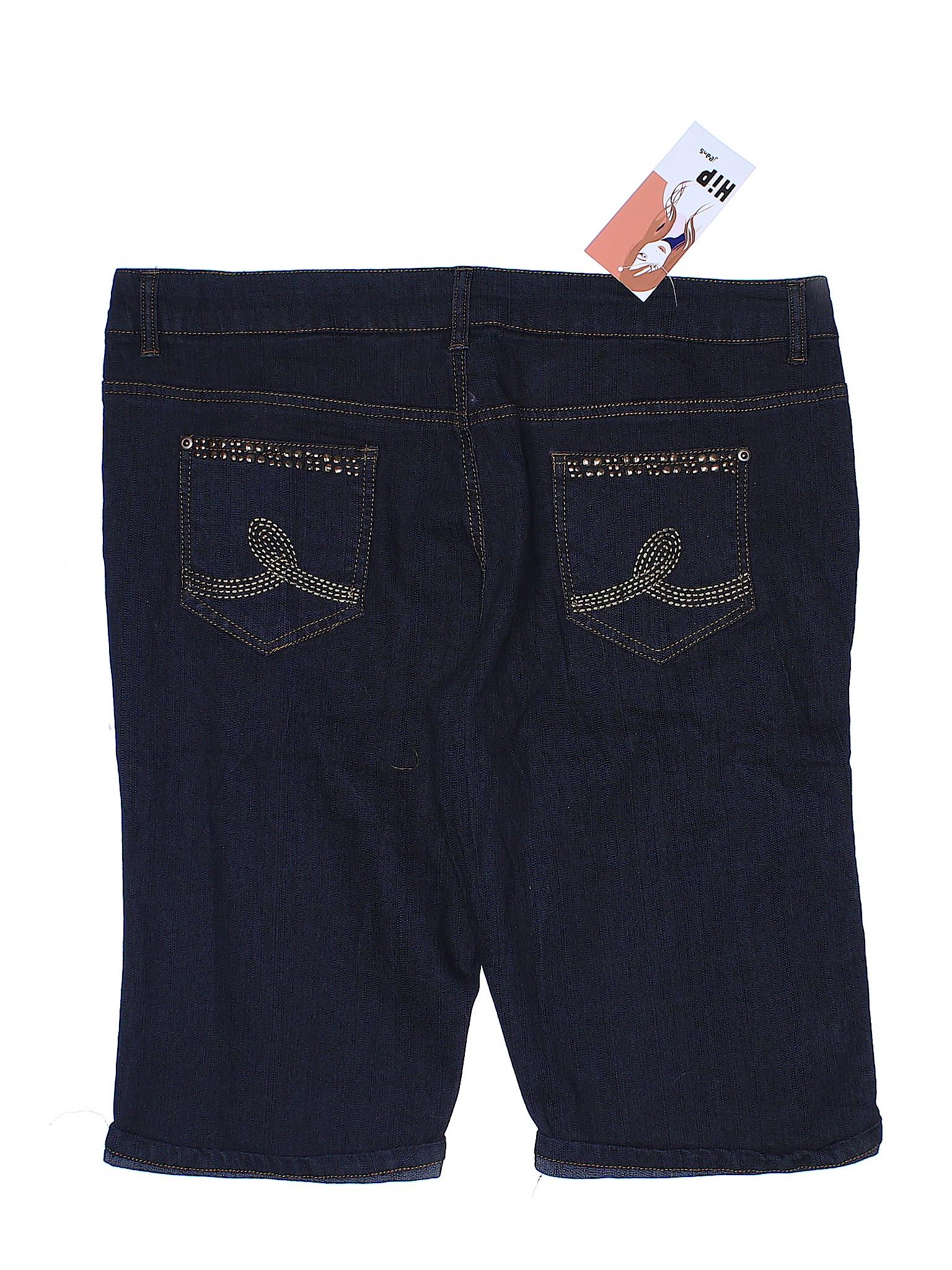 leisure Denim jeans Boutique HiP Shorts Htwndq