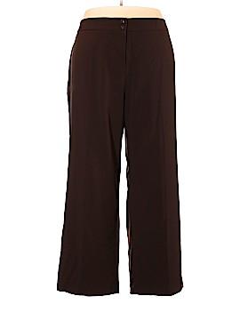 Susan Graver Khakis Size 3X (Plus)