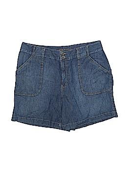 Lauren Jeans Co. Denim Shorts Size 14