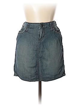 Stitch's Denim Skirt 28 Waist
