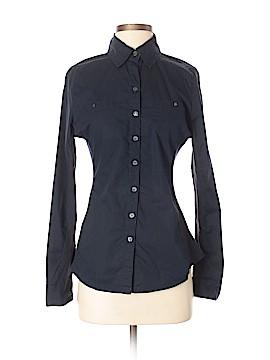 Converse One Star Short Sleeve Button-Down Shirt Size S