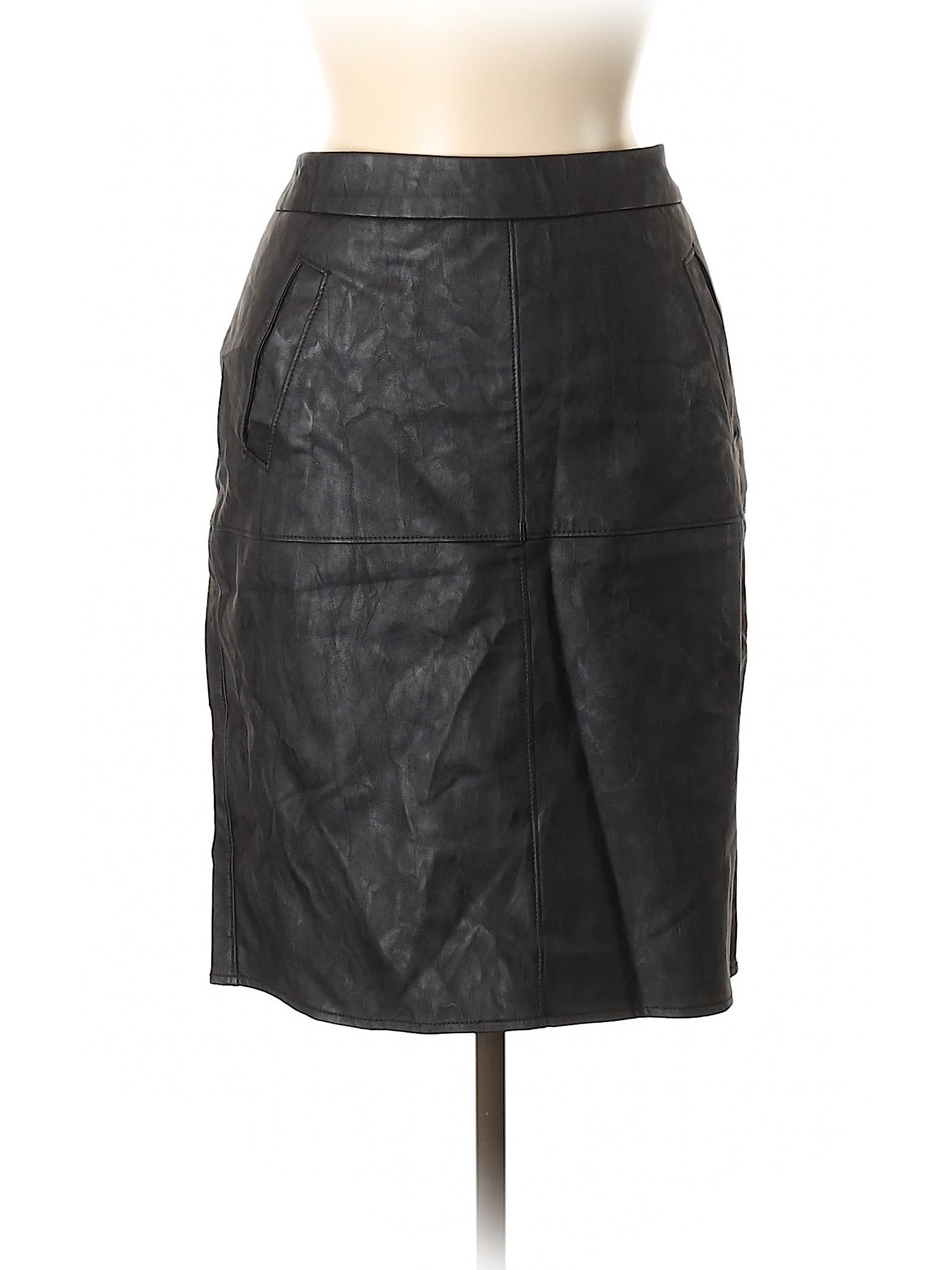 Boutique CAbi Faux Boutique CAbi Leather Skirt fSgqfxw8r