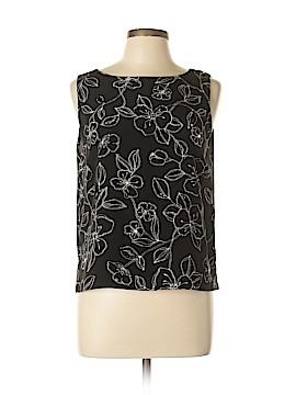 Josephine Chaus Sleeveless Blouse Size 10