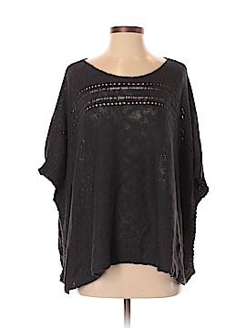 Subtle Luxury Short Sleeve Top Size Sm - Med