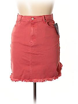 Gap Denim Skirt 32 Waist