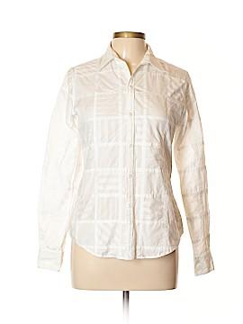 Ralph Lauren Black Label Long Sleeve Blouse Size 10