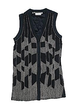Ann Tjian for Kenar Silk Blazer Size S