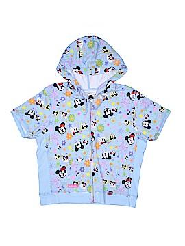 Walt Disney Zip Up Hoodie Size L (Youth)