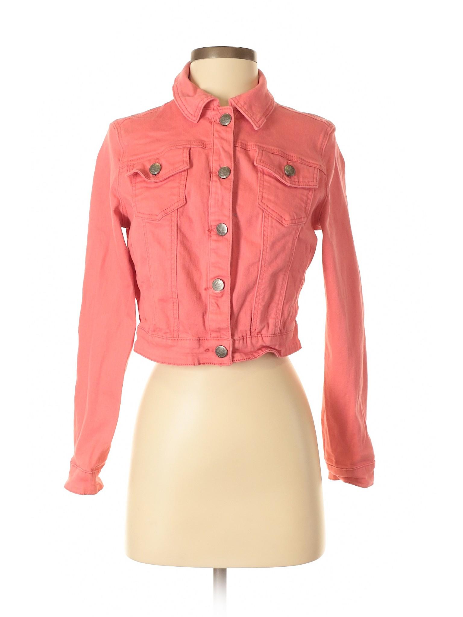 Jacket Denim leisure Jean Earl Boutique wI614