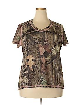 Energy Zone Short Sleeve T-Shirt Size 1X (Plus)