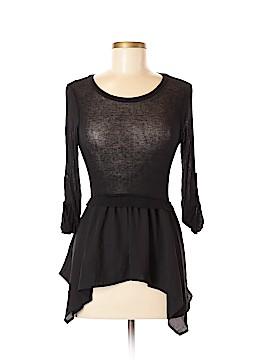 Monteau Long Sleeve Top Size M