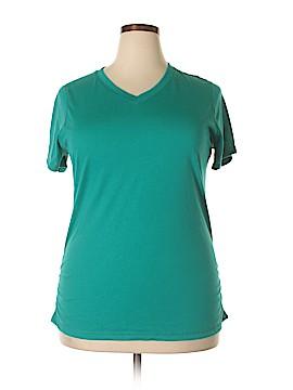 Danskin Active T-Shirt Size 1X (Plus)