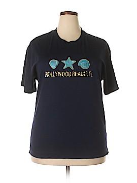 Wings Short Sleeve T-Shirt Size 2X (Plus)